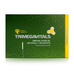 Trimegavitals. Siberian linseed oil and omega-3 concentrate, 30 cápsulas 500062